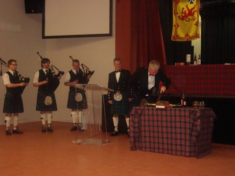 Burns supper 5