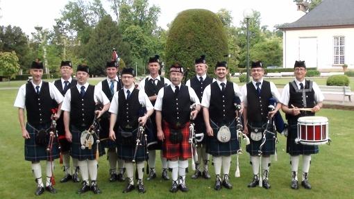 Highland Dragoons Euroceltes