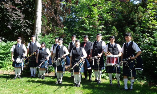 Highland Dragoons Pipe Band Strasbourg