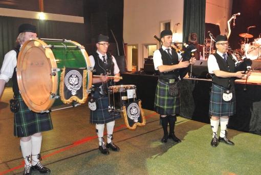 Pipe Band Strasbourg - Saint Patrick Dossenheim