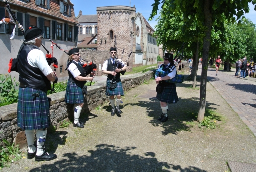 Triathlon-Obernai_Pipe-Band-Strasbourg